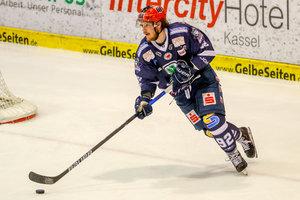 Top-Verteidiger Troy Rutkowski verlängert bei den Kassel Huskies