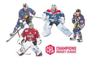"""Pavel Gross: """"Jetzt geht es schon um die Wurst"""" – Vier deutsche Teams starten ab Donnerstag in die neue Saison der Champions Hockey League"""