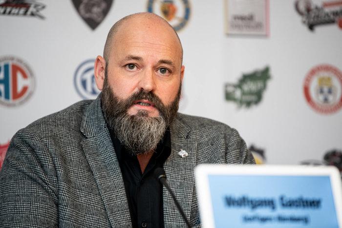 """Nürnbergs Wolfgang Gastner nennt Bayerns aktuelle Schutzverordnung einen """"Schlag ins Gesicht"""" und fordert """"Vollauslastung mit 3G"""""""