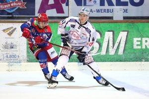 Dresden gewinnt DEL2-Duell in Selb mit 4:3, Rosenheim setzt sich in Leipzig mit 3:2 durch