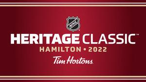 NHL Heritage Classic 2022: Toronto Maple Leafs und Buffalo Sabres duellieren sich am 13. März unter freiem Himmel in Hamilton