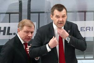 Rückzieher bei der Sbornaja: Zhamnov wird neuer Nationalcoach, Znarok nur noch als Berater vorgesehen